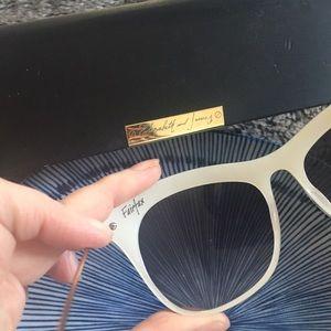 Elizabeth and James Accessories - Elizabeth and James Fairfax Leopard Sunglasses LE