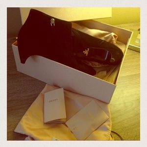Prada Shoes - •Prada Booties•