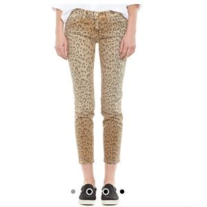 Current/Elliott Denim - Current Elliott Stiletto Skinny Jean Leopard 27