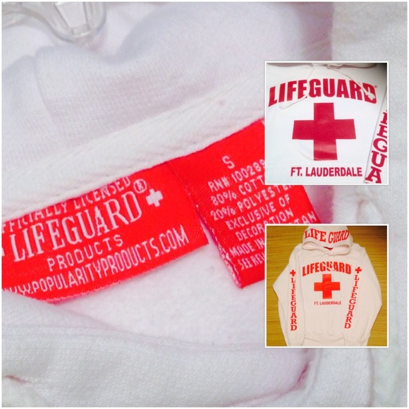 Lifeguard Swim - 🌟Officially Licensed Lifeguard Sweatshirt