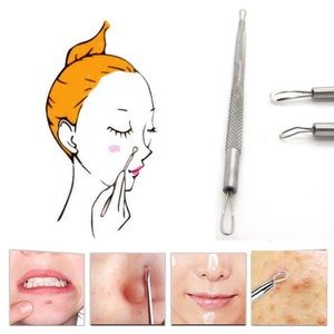 Pimple popping tool
