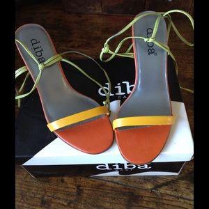 Diba Shoes - 🎉Sale🎉 Fun Diba Ankle Strap Heels
