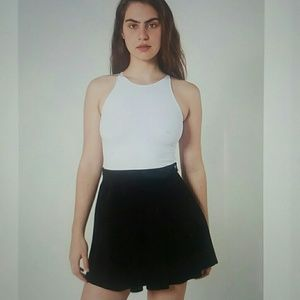 American Apparel Dresses & Skirts - American apparel suede high waist skirt NWT!
