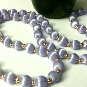 Jewelry - Beautiful Purple & Gold Necklace