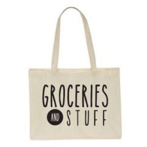 Salt Lake Clothing Handbags - HP 4/27 Style Crush!🆕'Groceries And Stuff' Bag