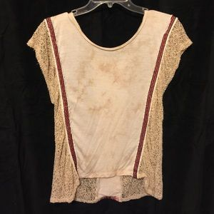 Adorable free people top