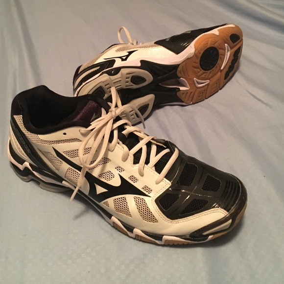 mizuno volleyball wave lightning rx3 zalando