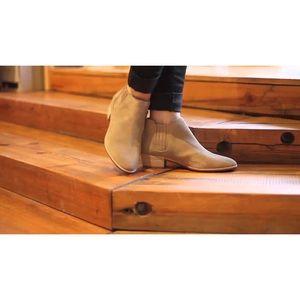 🆕LISTING Michael Kors Shaw Flat Bootie Khaki #45