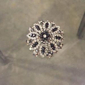 Black & Silver accessory