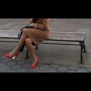 Head Over Heels Shoes - Head over Heels block women heel shoes US 7 Red
