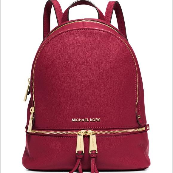 466a1b28341f Buy michael kors rhea backpack > OFF59% Discounted