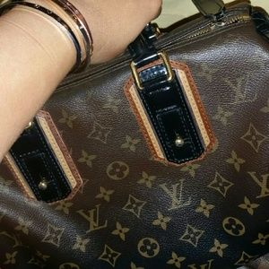 Limited Edition Louis Vuitton Speedy 2007 Rare