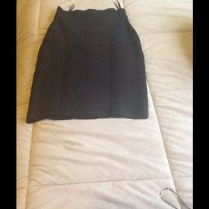 Herve leger skirt. Never worn