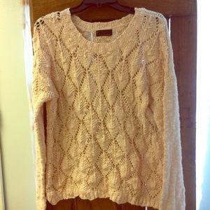 Buffalo Pale Pink Sweater