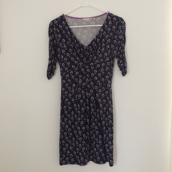 Boden boden printed jersey tunic dress from jess 39 s for Boden jersey dress