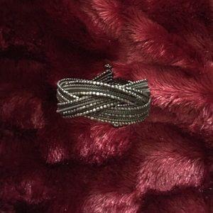 Jewelry - Blackish cuff bracelet