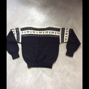 True vintage ski sweater SALE