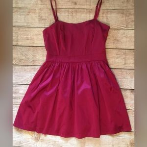 Forever 21 Fuschia Semi Formal Dress Party  M