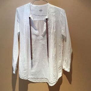Bellerose  Tops - Bellerose cotton voile shirt