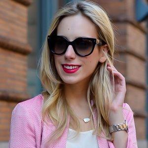 c18bc662307f Prada Accessories - Prada 54mm Cat Eye Sunglasses in Black