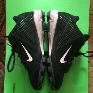 Nike Other - NEW Baseball CLEATS & USED Soccer shoes