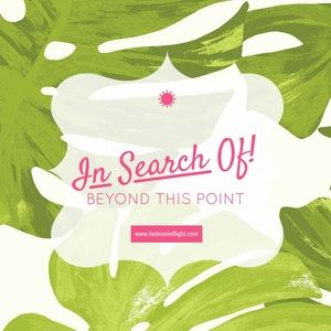 Other - IN SEARCH OF 💚