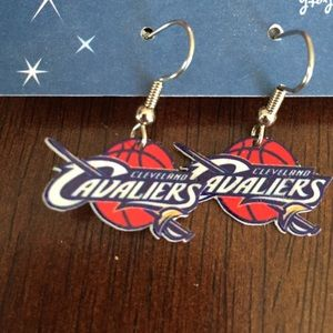 Jewelry - Cleveland Cavs earrings