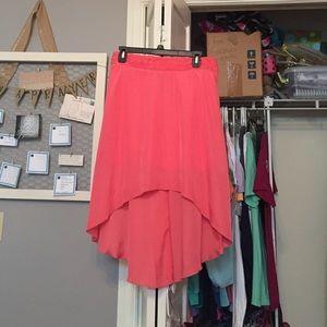 Stoosh Dresses & Skirts - •Pink skirt! Never worn!•