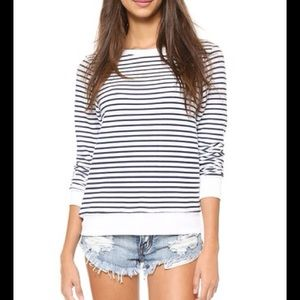 LIMITED TIME FREE SHIPPING WILDFOX STRIPED JUMPER
