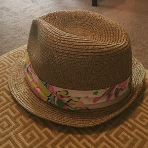 Lilly Pulitzer for Target Accessories - Lily Pulitzer for Target fedora
