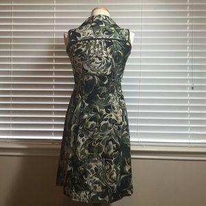 Simply Vera Vera Wang Dresses - Sleeveless Simply Vera Buttoned Dress