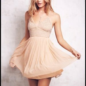 FREE PEOPLE LIKE A DIAMOND DRESS