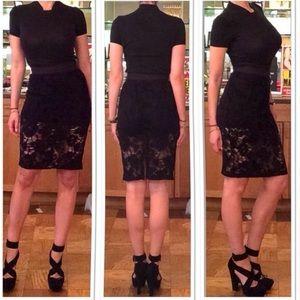 Opening Ceremony Dresses & Skirts - Opening Ceremony Illusion Skirt NWOT