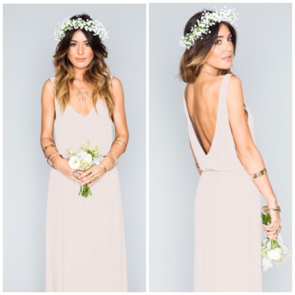 98acda4622d Kendall maxi dress- show me the ring crisp mumu. M 5726625dfbf6f98c7400adfe