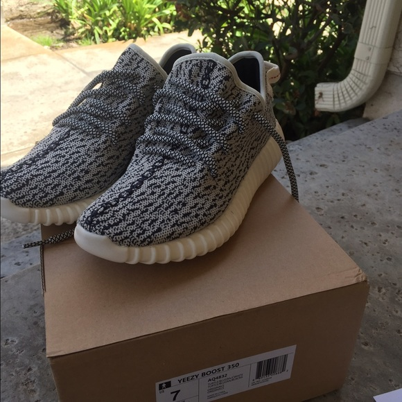 newest collection 7876b df145 Authentic Yeezy Boost 350 Turtle Dove size:7