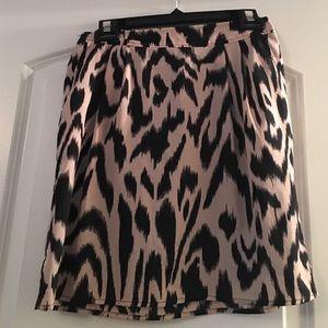 Dresses & Skirts - Animal print - zebra