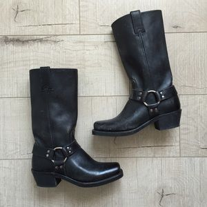 Free People Harness Boots Black *NEW*