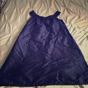 Calypso St. Barth Dresses & Skirts - Calypso navy blue dress in size small