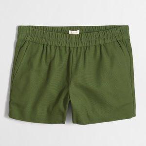 "J. Crew Pants - 🎉Host Pick🎉J. Crew Factory 3"" boardwalk short"