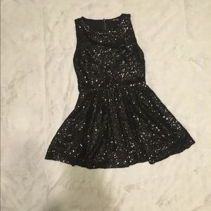 Asos sparkle sequin New Years dress