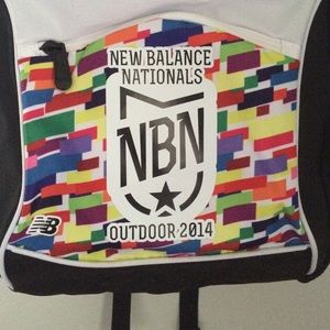 60d79cedbad6 New Balance Bags - New Balance Nationals Outdoor 2014 Backpack