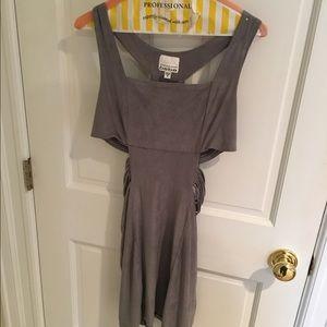 Bebe Kardashian Collection Cut-out Dress