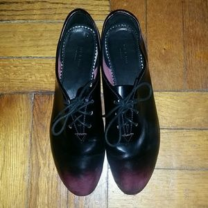 Rag & Bone Ombre Lace Up Oxfords