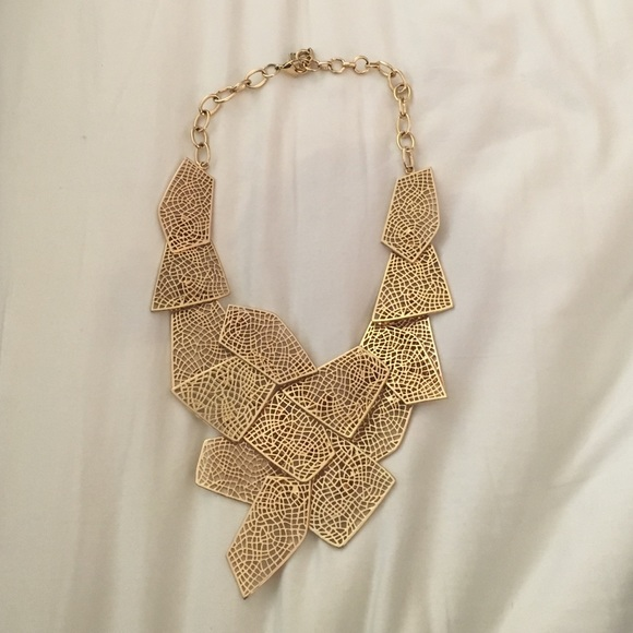 33 bcbg jewelry bcbg gold statement necklace from