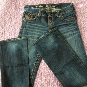 KUT Jeans. Very comfortable, worn a couple times