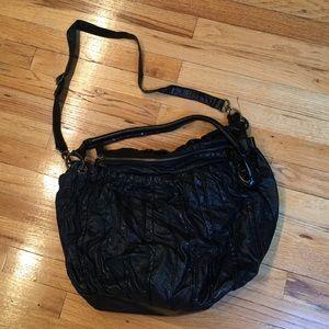 Deux Lux Slouchy Black Bag