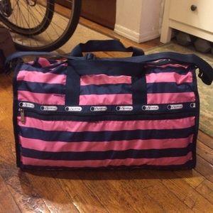 LeSportsac Handbags - LeSportsac Large Weekender-NEW