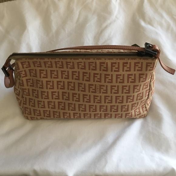 4a24ca6d813d FENDI Handbags - Vintage Fendi handbag