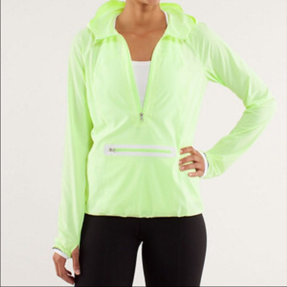 f4f48d0d71bbe lululemon athletica Tops - Lululemon stash and dash pullover