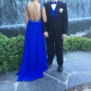 Dresses & Skirts - Royal Blue prom dress